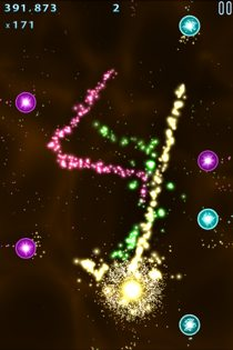 collision effect 1 Collision Effect Review   Excellent Action Puzzle Game for iPhone and iPad