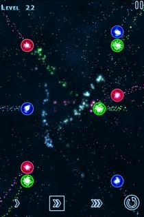collision effect 10 Collision Effect Review   Excellent Action Puzzle Game for iPhone and iPad