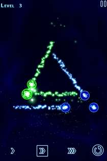 collision effect 2 Collision Effect Review   Excellent Action Puzzle Game for iPhone and iPad