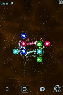 collision effect 6 Collision Effect Review   Excellent Action Puzzle Game for iPhone and iPad