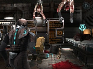 dead space ipad 20 Dead Space Review For iPhone And iPad   Truly Immersive