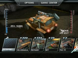 death rally 7 Death Rally Review For iPhone and iPad   Because Racing Is Much More Fun With Guns