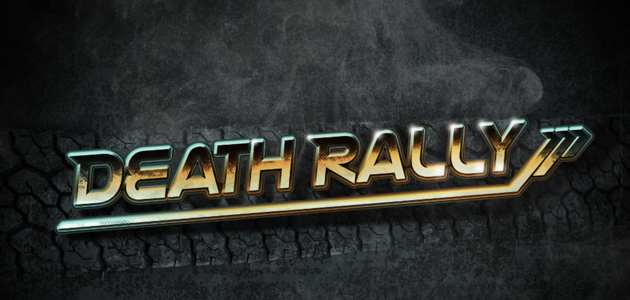 death rally header Death Rally Review For iPhone and iPad   Because Racing Is Much More Fun With Guns