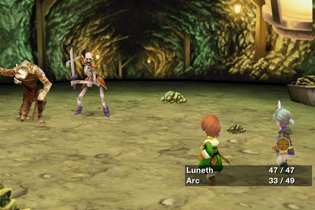 final fantasy iii 18 Final Fantasy III iPhone Review   Old School RPG Grindfest