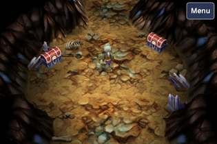 final fantasy iii 20 Final Fantasy III iPhone Review   Old School RPG Grindfest