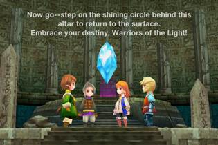 final fantasy iii 38 Final Fantasy III iPhone Review   Old School RPG Grindfest