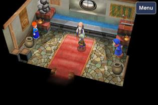 final fantasy iii 7 Final Fantasy III iPhone Review   Old School RPG Grindfest