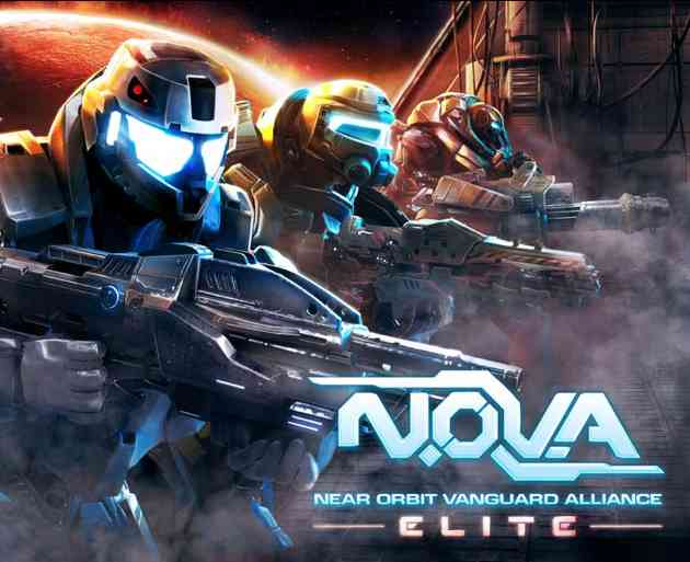 nova elite News From Gameloft   Backstab Story Trailer And New N.O.V.A. Game