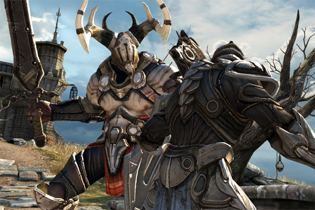infinity blade 1 iPad 2 Getting Much Closer To 360 Says Infinity Blade Developer Chair