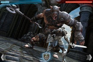 infinity blade 2 iPad 2 Getting Much Closer To 360 Says Infinity Blade Developer Chair