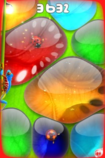 liqua pop 14 Liqua Pop Review   Great Looking Matching Game For Casual Fun On Your iPhone