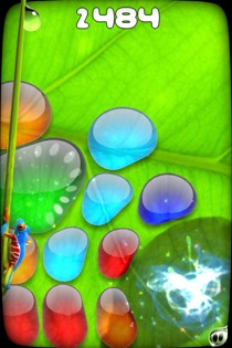 liqua pop 2 Liqua Pop Review   Great Looking Matching Game For Casual Fun On Your iPhone