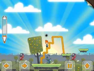 max and the magic marker 4 Max and the Magic Marker Review   A Creative Platformer