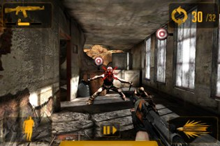 rage 3 Rage Review   Rail Shooter Goodness From John Carmack Himself