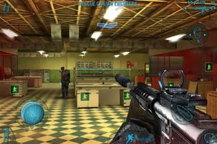 tom clancys rainbow six shadow vanguard 40 Tom Clancys Rainbow Six: Shadow Vanguard Review   Gamelofts Best iPhone FPS?