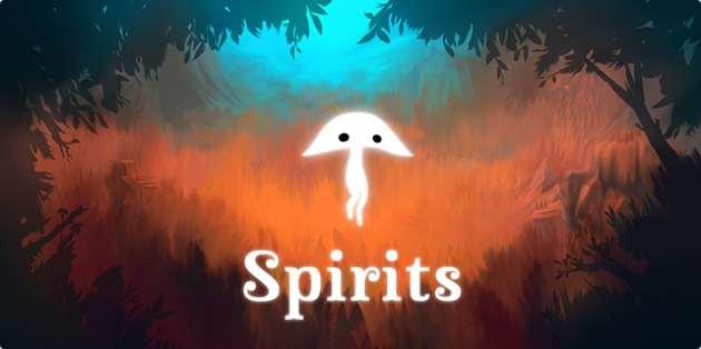 spirits Puzzle Platformer Spirits On Sale   Grab It Today Or Tomorrow
