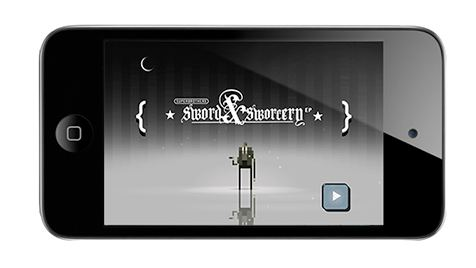 sword sworcery iphone Superbrothers: Sword & Sworcery EP   iPhone Version Coming This Week, iPad Version Goes Universal