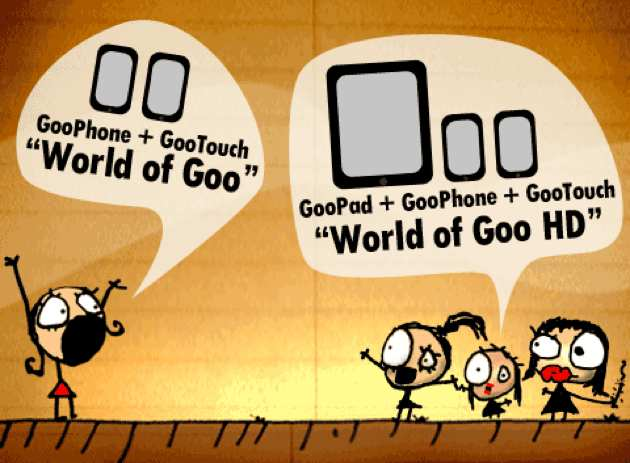 world of goo phone World of Goo For iPhone   Release Tomorrow April 14