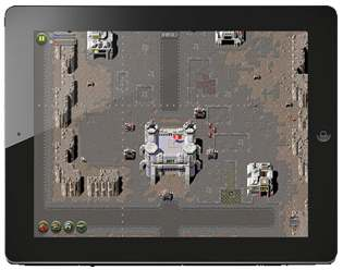 z ipad 4 Bitmap Brothers Z   First iPad Screenshots Of The RTS Remake